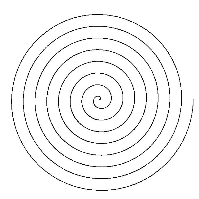 tekillik, spiral