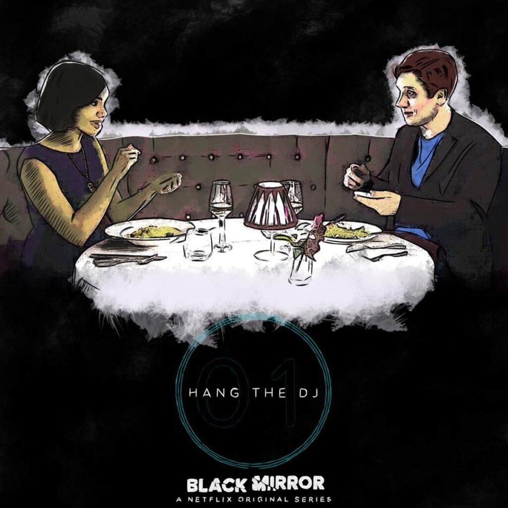 Black Mirror Hang The Dj İnceleme Analiz