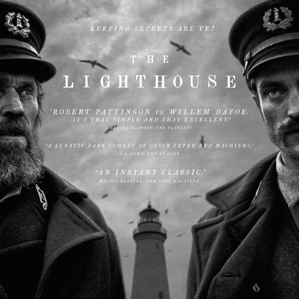 lighthouse film analizi proteus prometheus