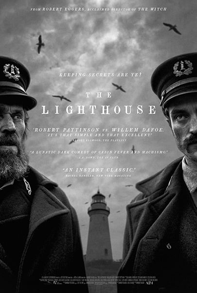 the lighthouse film analizi
