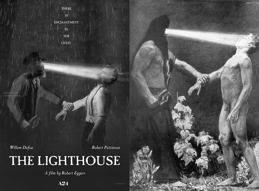 the lighthouse film analizi schneider